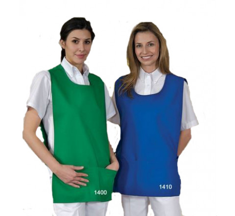 "Aprons - Cobbler Aprons w Embroidery 18""W x 28""L"