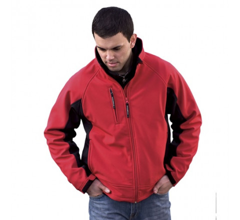 Men's Crew Bonded Shell