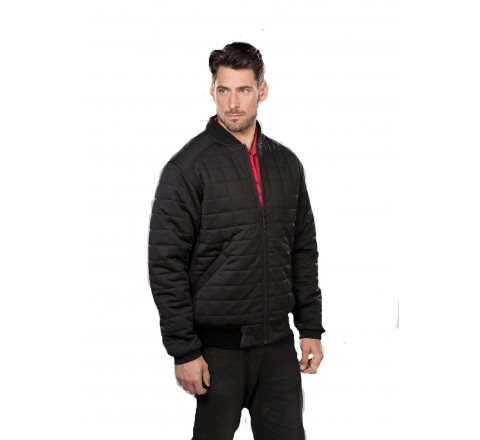 Men's Midweight Quilted Sport Jacket