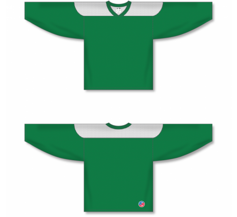 League Series Hockey Jerseys - Kelly