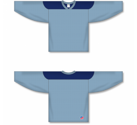 League Series Hockey Jerseys - Powder