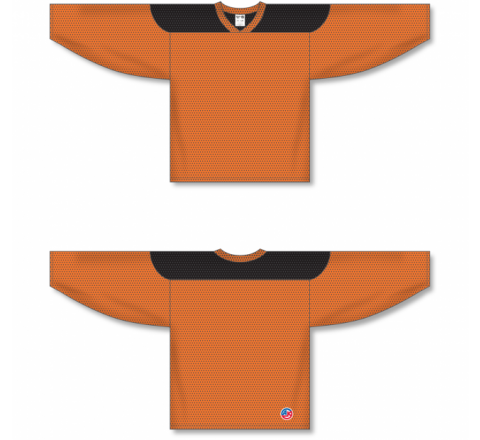 League Series Hockey Jerseys - Orange