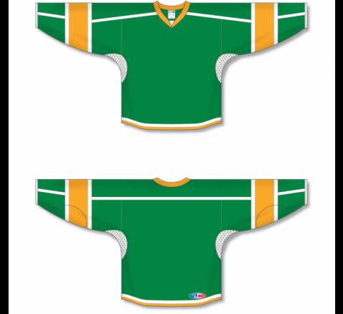 Select Series Hockey Jerseys - Kelly