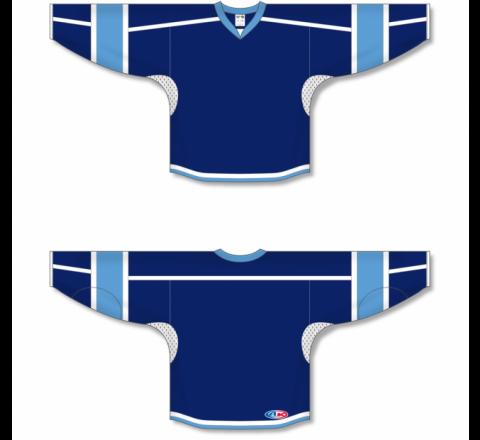 Select Series Hockey Jerseys - Navy/Sky