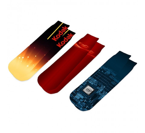 A17-Sublimated Mid Calf Socks