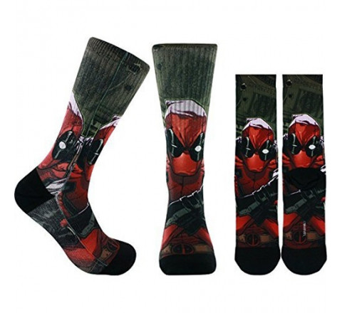A17-Sublimated Mid-calf Socks