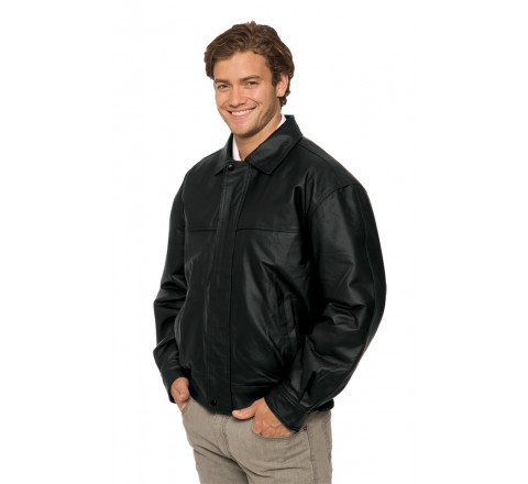 Aviator Men's Nappa Leather Bomber Jacket