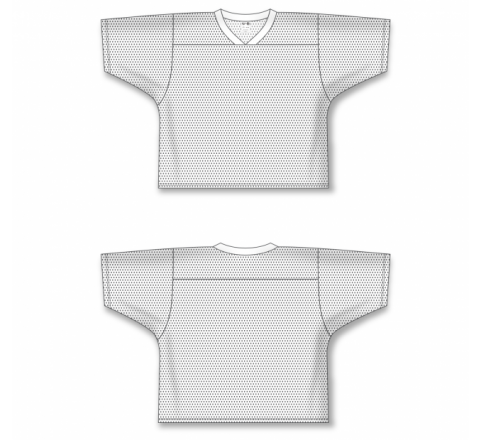 Field Lacrosse Jerseys - White