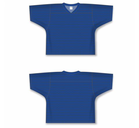Field Lacrosse Jerseys - Royal