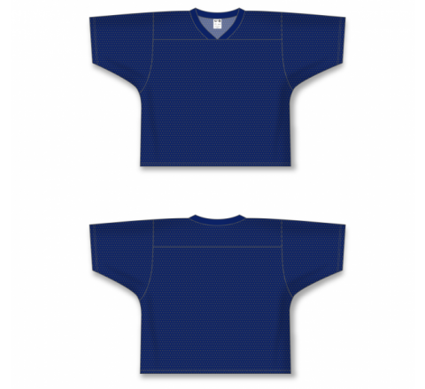 Field Lacrosse Jerseys - Navy