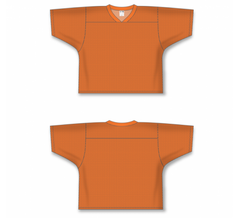 Field Lacrosse Jerseys - orange