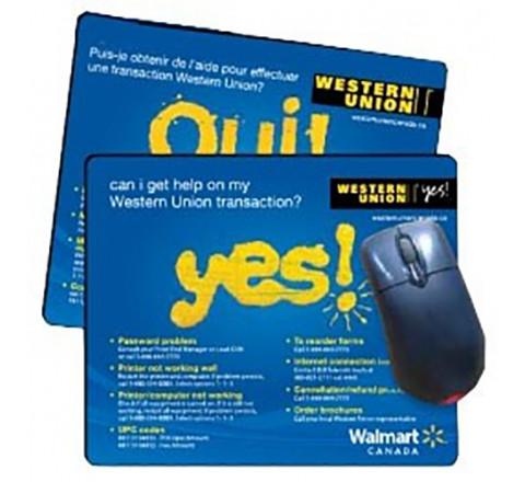 mouse pads - rectangular