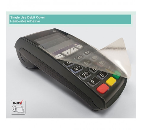 Single Use Debit Machine Cover