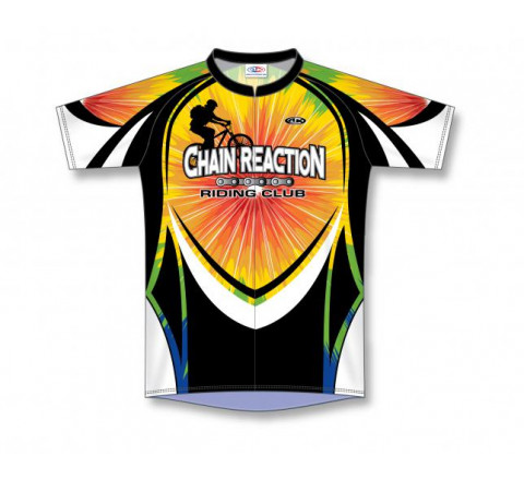 Sublimated Cycling Jerseys - C1317