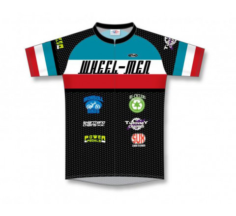 Sublimated Cycling Jerseys - C1507