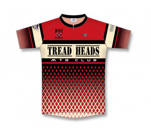 Sublimated Cycling Jerseys - C1508