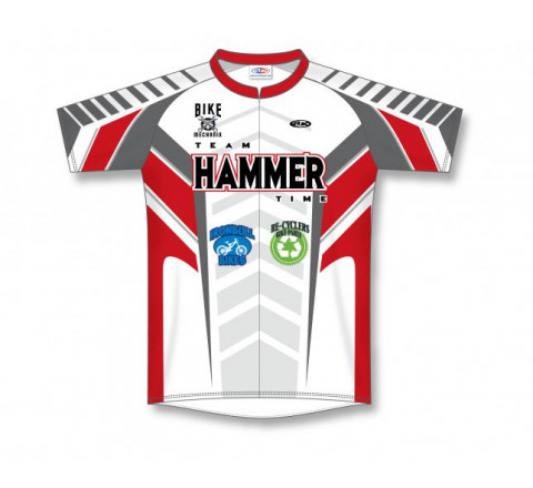 Sublimated Cycling Jerseys - C1516
