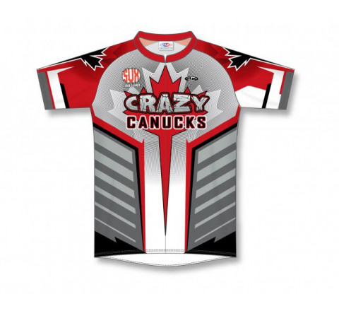 Sublimated Cycling Jerseys - C1520