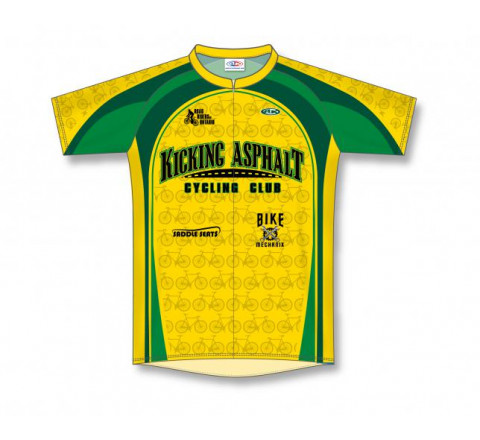 Sublimated Cycling Jerseys - C1501