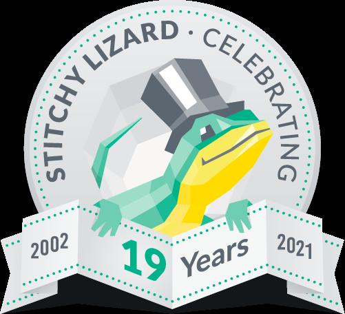 Stitchy Lizard, Since 2002
